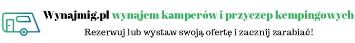 Gdańsk wynajem kamperów Gdańsk wynajem przyczep kempingowych w Trójmieście